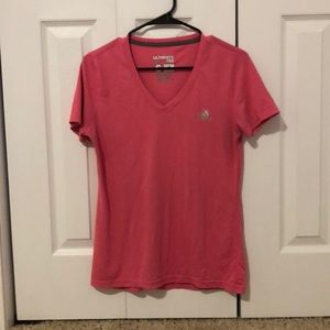 Women's Adidas ultimate v-neck tee